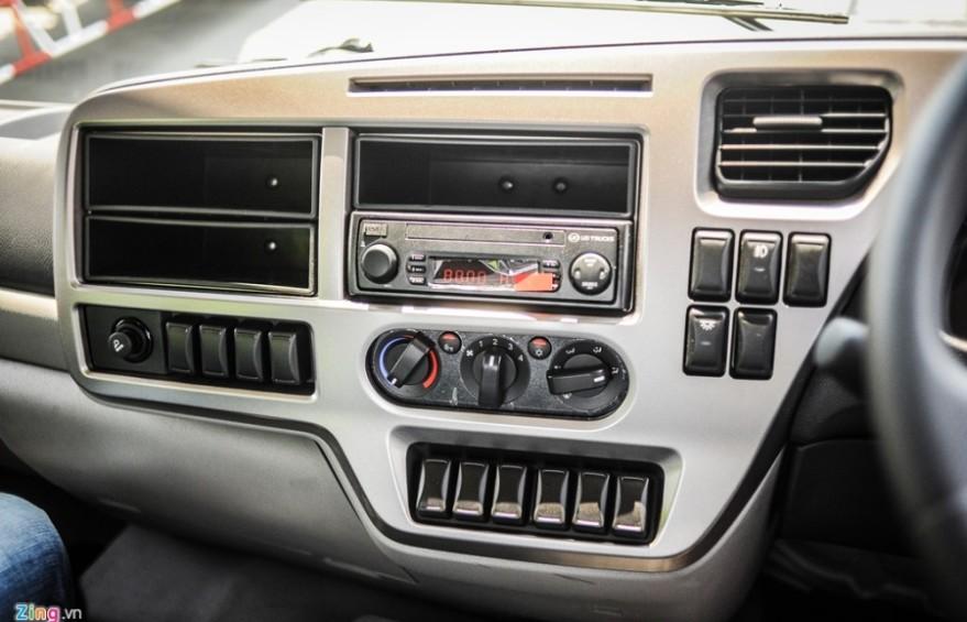 cabin xe tai nang UD quester