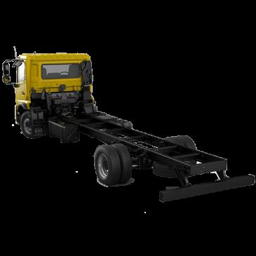 Xe tải Croner 5 tấn