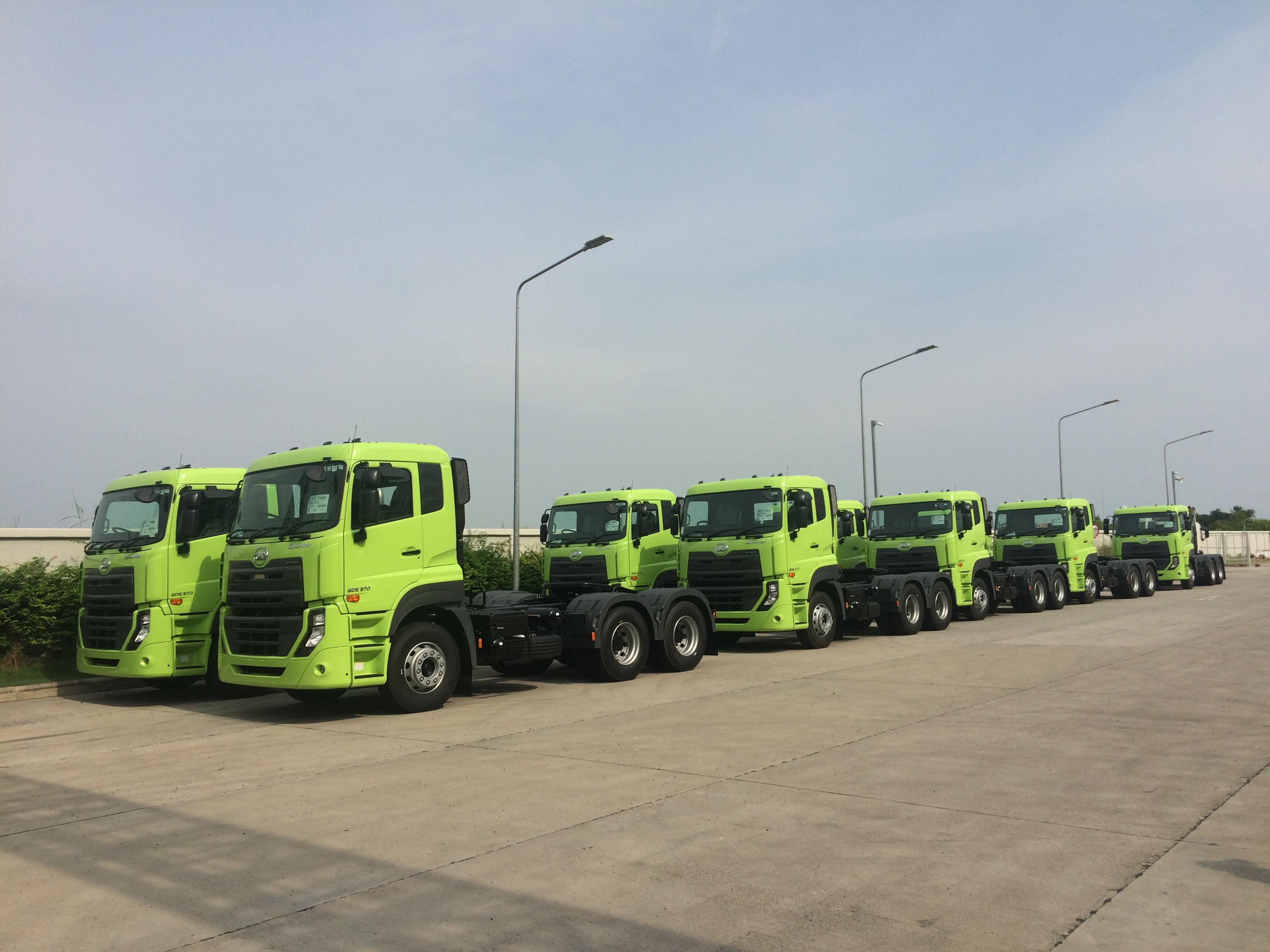 UD Truck Thailand