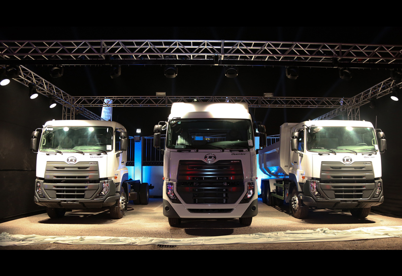 UD-Trucks-Quester-launch-1