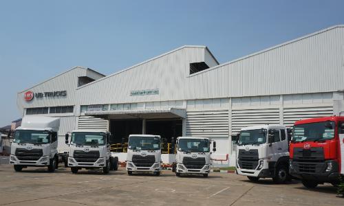 Dịch vụ sửa chữa và bảo hành xe tải UD